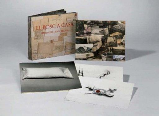 Joan BROSSA - Grabado - El bosc a casa