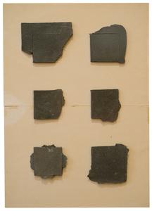Nanni VALENTINI - Sculpture-Volume - Serie numero-forma