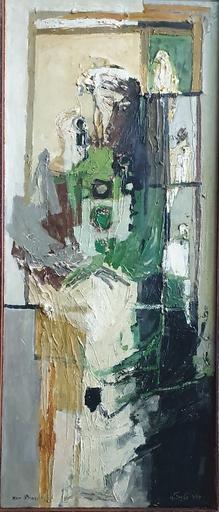 Meir STEINGOLD - Gemälde - Motherhood