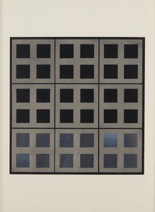Jesús Rafael SOTO - Estampe-Multiple - Untitled