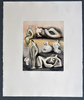 Henry MOORE - Print-Multiple - Seven Sculpture Ideas I