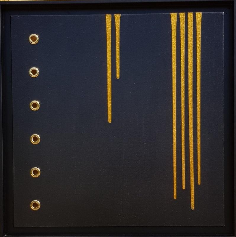 Giuseppe FORTUNATO - Peinture - Colate 2015