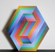 Victor VASARELY - Sculpture-Volume - Kezdi
