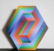 维克多•瓦沙雷利 - 雕塑 - Kezdi