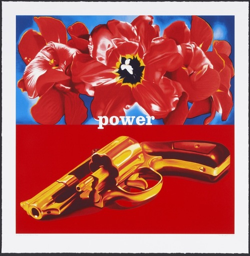 Philippe HUART - Print-Multiple - Flower Power Pop