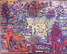 Esther CARP (1897-1970) - La rivière
