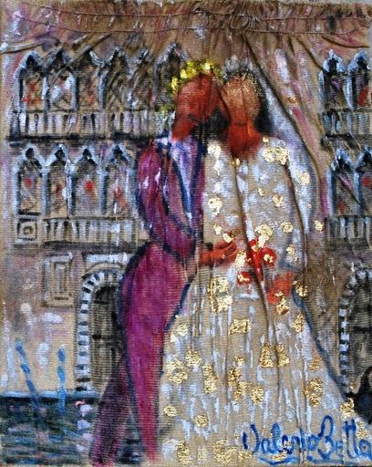 Valerio BETTA - Pittura - Spose a Venezia_ Wedding in Venice