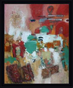 Levan URUSHADZE - Gemälde - Composition # 73