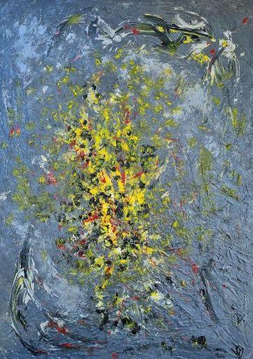 Marie BALDOVINI - Peinture - Atro
