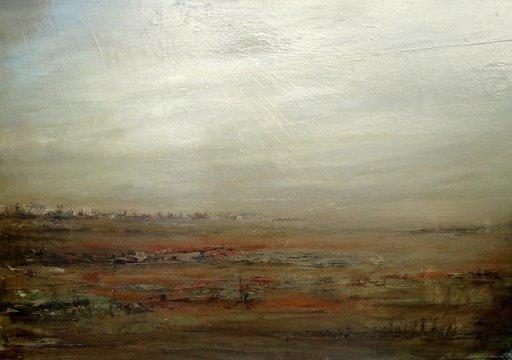 Jack OTTAVIANO - Gemälde - Santander