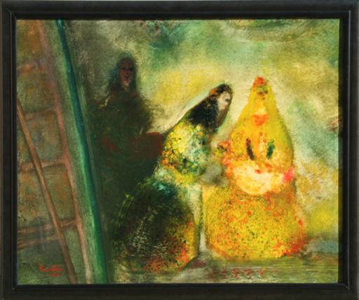 Juan GARCIA RIPOLLES - Pittura - untitled 19
