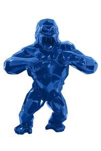 Richard ORLINSKI - Sculpture-Volume -   WILD KONG BLUE SAMS