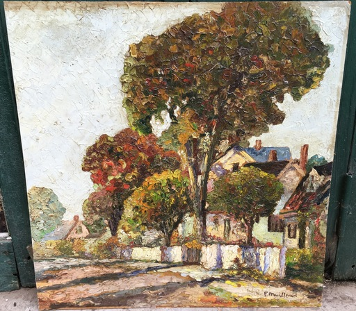 Fernand MAILLAUD - Peinture