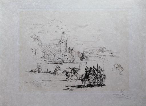 Salvador DALI - Print-Multiple - Rome und Cadaques