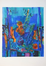 Tony AGOSTINI - Print-Multiple - Nature morte aux fruits