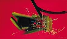Georges MATHIEU - Peinture - Uxelles