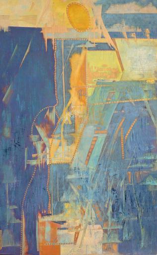 Marie-Pierre AUTONNE - Peinture - Les Broderies d'Or