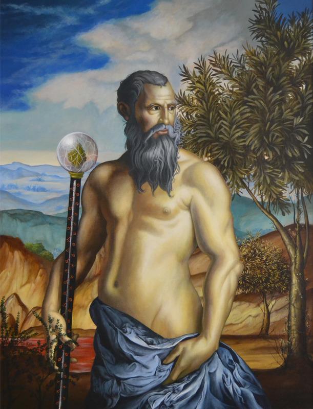 Carlos SABLÓN - Peinture - Le Reveil