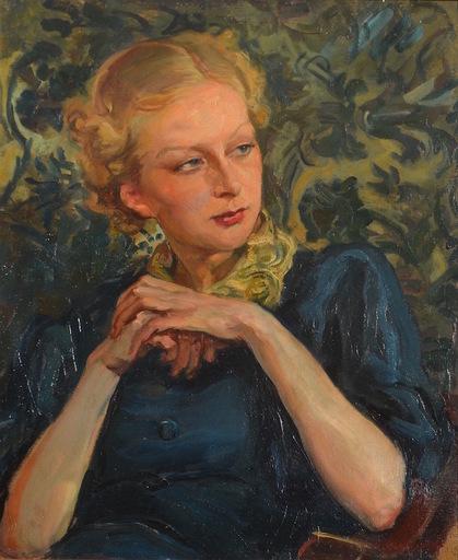 Nicholas Basil HARITONOFF - Pintura