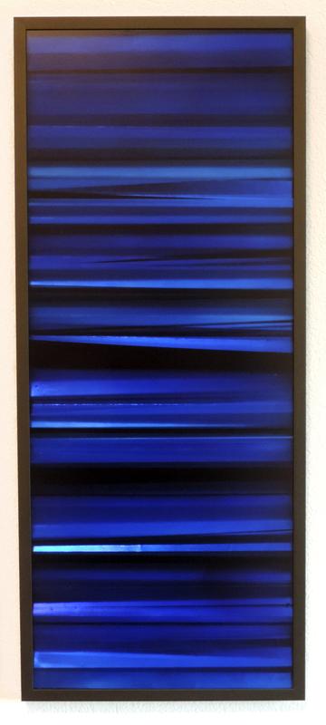 Alain-Jacques LEVRIER MUSSAT - Pintura - La mesure de la surface