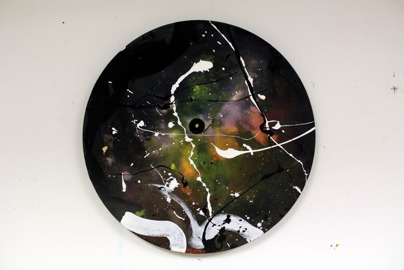 Fabien BOUGUENNEC - Peinture - HOAG I