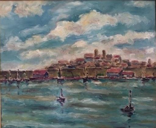 Roland CHANCO - Pintura - ANTIBES