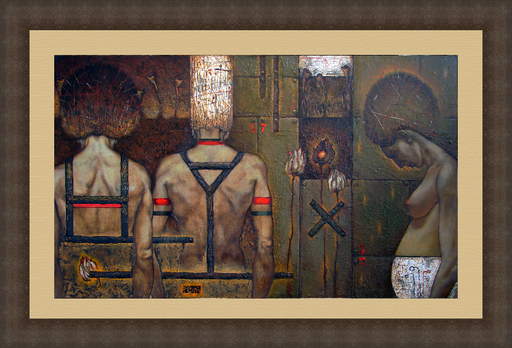 Maxim ORLITSKIY - Pintura - Adultery