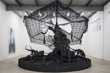 Philippe PASQUA - Sculpture-Volume - wheel of time