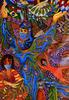 KUSBUDIYANTO - Painting - Solidarity