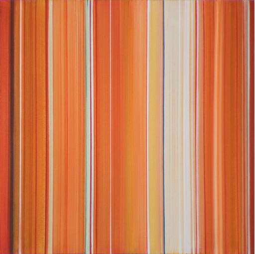 Matthew LANGLEY - Painting - Orange Blossom Special