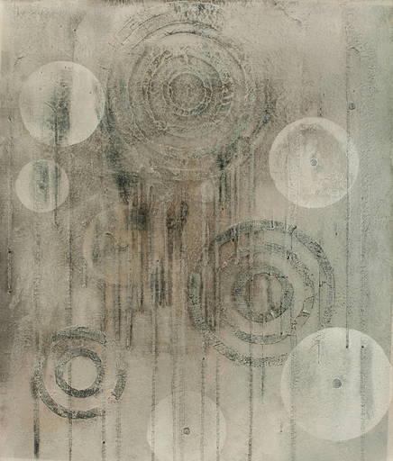 Roberto FLOREANI - Peinture - Concentrico (I colori dell'alba)