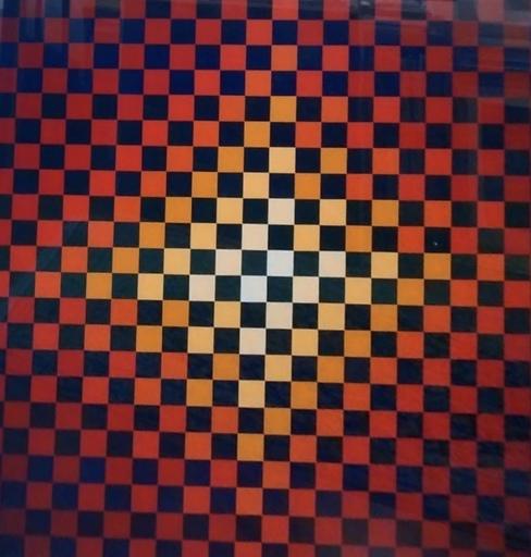 Hugo DEMARCO - Pittura - Senza titolo