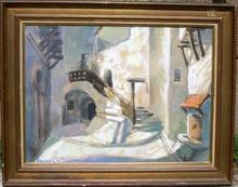 Georges DE POGEDAIEFF - Drawing-Watercolor - VIENNE 1925