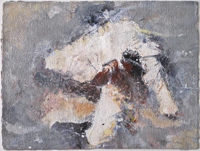 Baruj SALINAS - Pintura - Boomerang