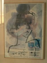 Mimmo ROTELLA - Drawing-Watercolor - IGIENICO