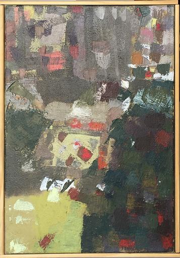 Camille BRYEN - Painting - Autour de l'air