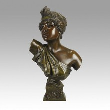 Emmanuel VILLANIS - Sculpture-Volume - Thais