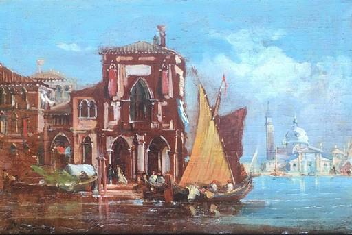 Richard Parkes BONINGTON - 绘画