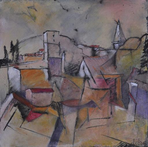 Réjane DE TASSIGNY - Painting - Poésie d'un temps qui ne passe pas