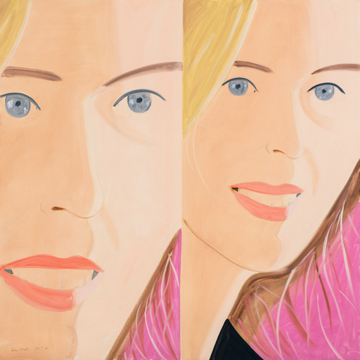 Alex KATZ - Print-Multiple - Sasha 2