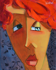 Lucio DIODATI - Pintura - Faces
