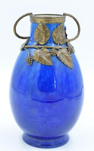 Paul MILET - Vase Art Nouveau