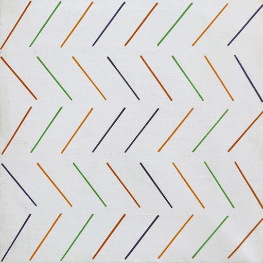 Mario NIGRO - Gemälde - Perché