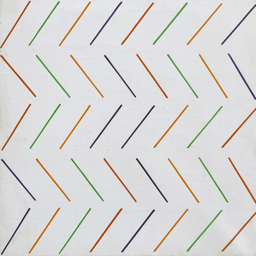Mario NIGRO - Peinture - Perché