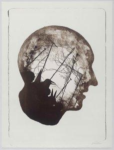 David DE LA MANO - 版画 - Stateless (White Edition)