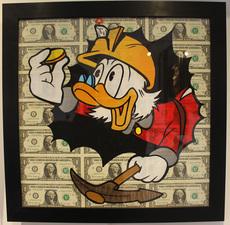 GOMOR - Pintura - Step to Wealth !