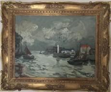 Fernand HERBO - Pintura
