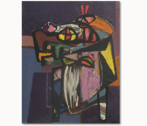 Jankel ADLER - Painting - Still life