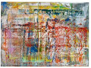 Gerhard RICHTER - Stampa-Multiplo - Abstraktes bild (P 1)