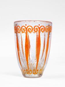 DAUM FRÈRES - Vase, circa 1925